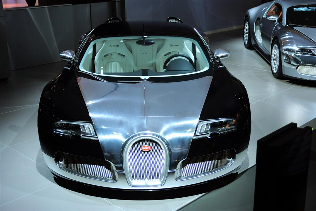 2010 Bugatti 16.4 Veyron Nocturne pictures and wallpaper