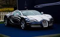 2011 Bugatti Grand Sport L'Or Blanc