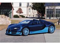 2012 Bugatti Veyron Grand Sport Vitesse image.