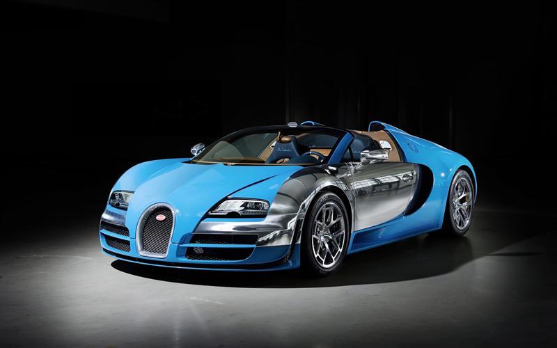 2013 Bugatti Veyron Meo Costantini