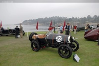 1920 Bugatti Type 13 image.