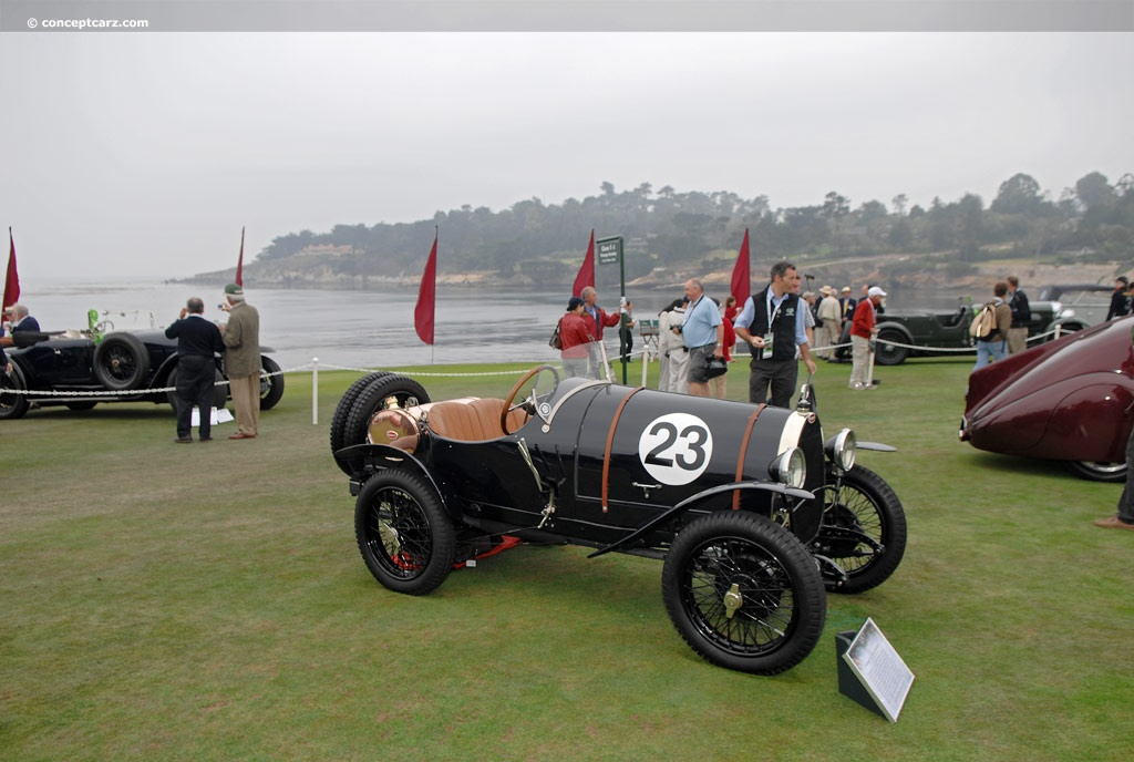 1920 Bugatti Type 13 History Pictures Value Auction Sales