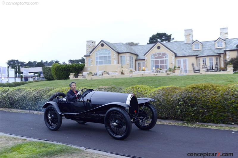 Bugatti type 29