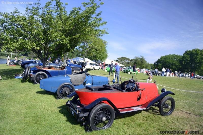 1923 Bugatti Type 23 Chassis BC002, engine 892