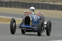1925 Bugatti Type 35A.  Chassis number 4631