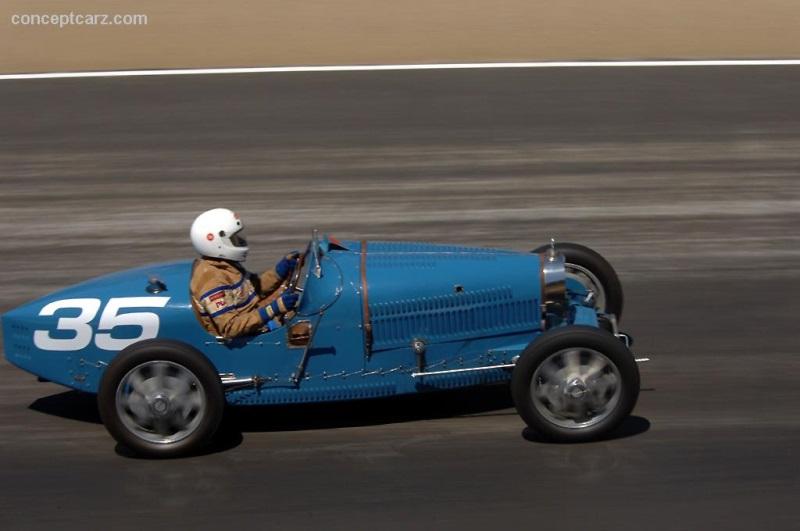 1925 Bugatti Type 35C
