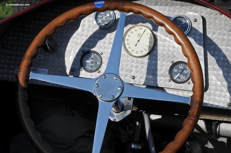 1926 Bugatti Miller Type 35