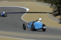 1926 Bugatti Type 39A.  Chassis number 4810