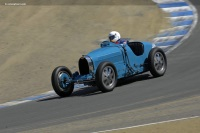 1927 Bugatti Type 35C.  Chassis number 4833