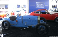 1927 Bugatti Type 37A.  Chassis number 37317