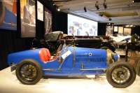 1928 Bugatti Type 37A.  Chassis number 37343