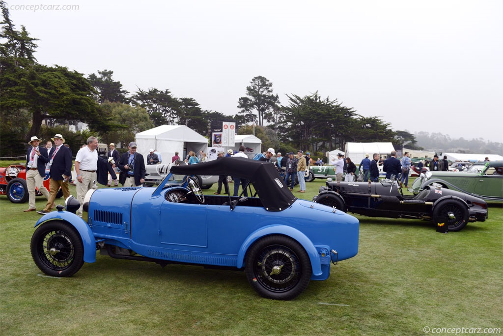 1928 Bugatti Type 40 Image Chassis Number 40796