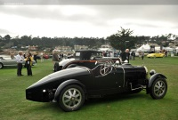 1928 Bugatti Type 43.  Chassis number 43222