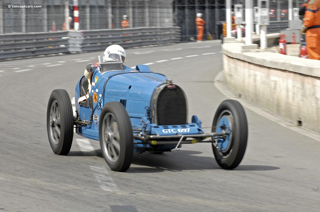 1929 Bugatti Type 35b Image
