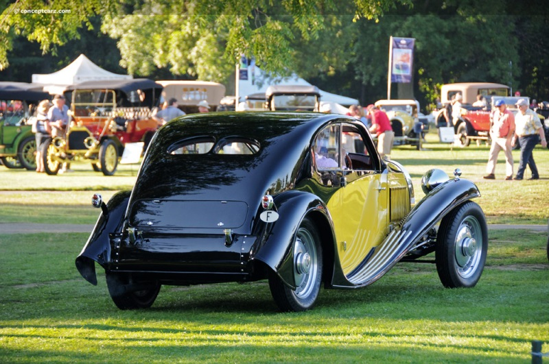 Bugatti Type 46 pictures and wallpaper