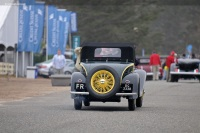 1931 Bugatti Type 40A.  Chassis number 40904