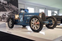 1931 Bugatti Type 51.  Chassis number 51121