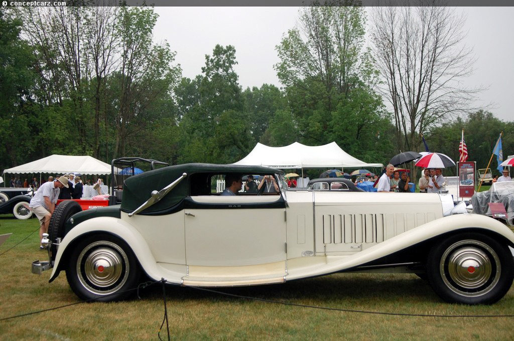 1931 bugatti type 41 pictures, history, value, research, news