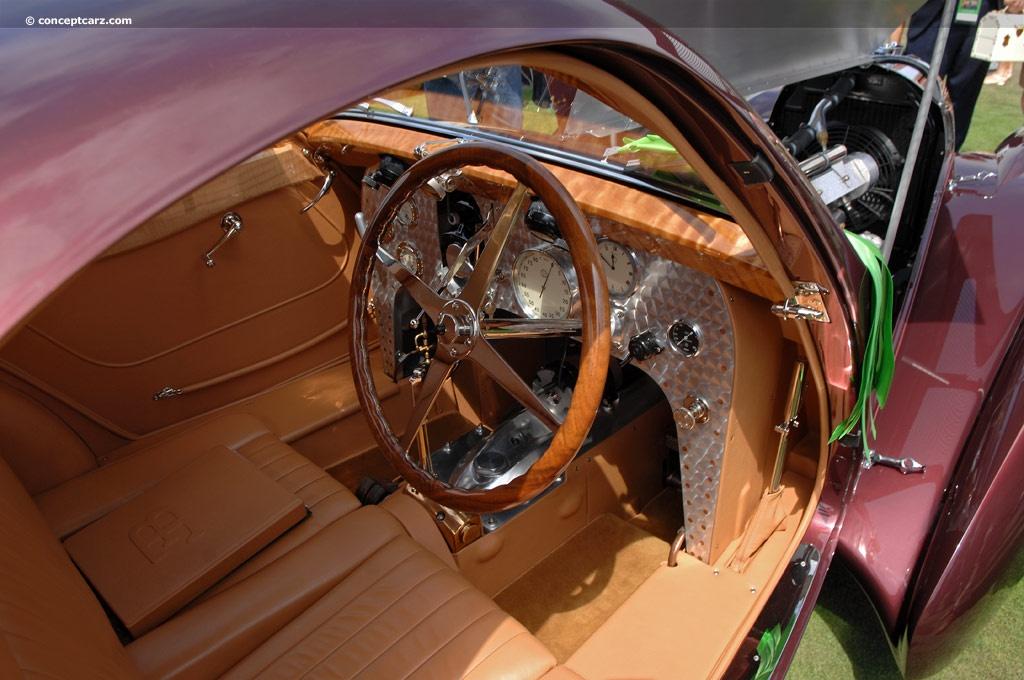 Bugatti type 51 dubos coupe