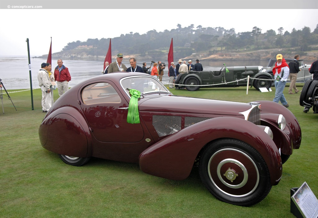 1931 Bugatti Type 51 Coupe Pictures, History, Value ...