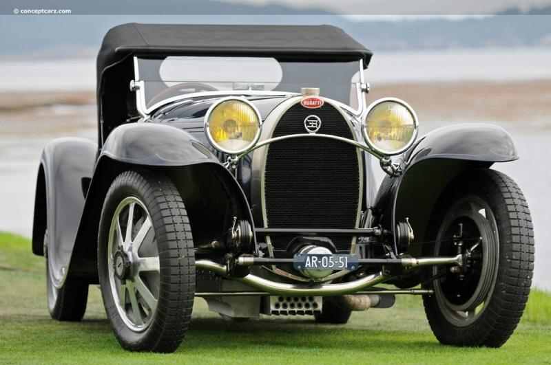 1932 bugatti type 55 image