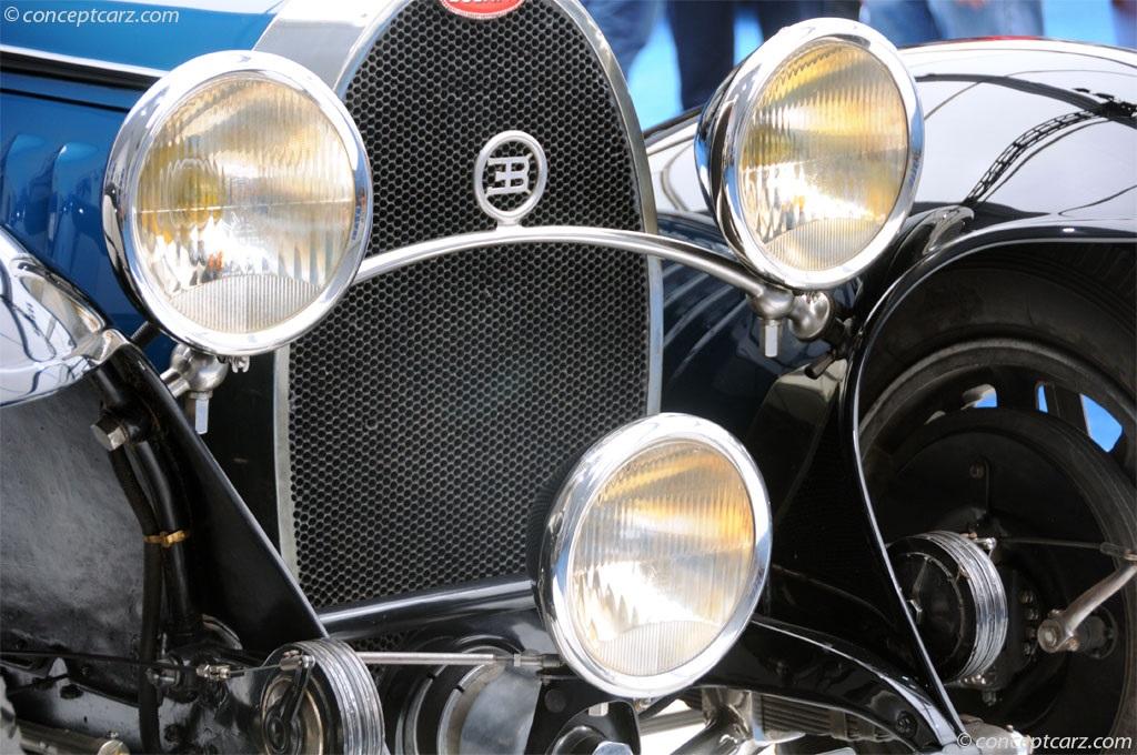 1932 Bugatti Type 55