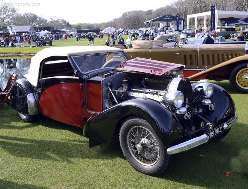 1934 Bugatti Type 57