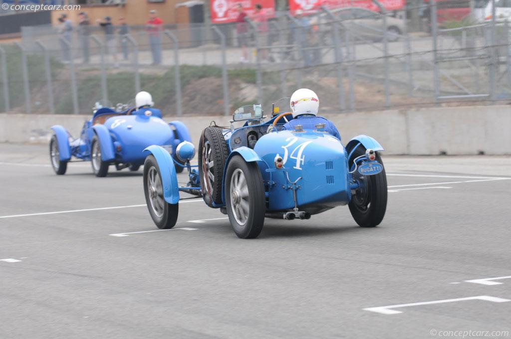 1933 Bugatti Type 51