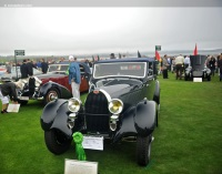 1935 Bugatti Type 57.  Chassis number 57236