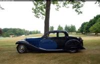 1935 Bugatti Type 57 image.