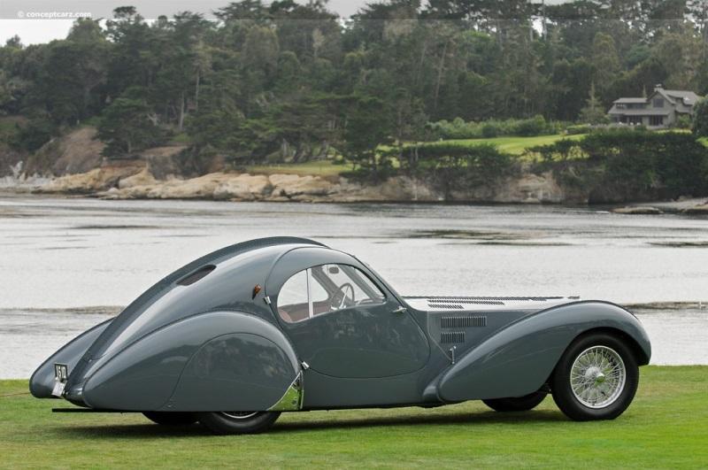 1937 Bugatti Type 57s Chassis 57473