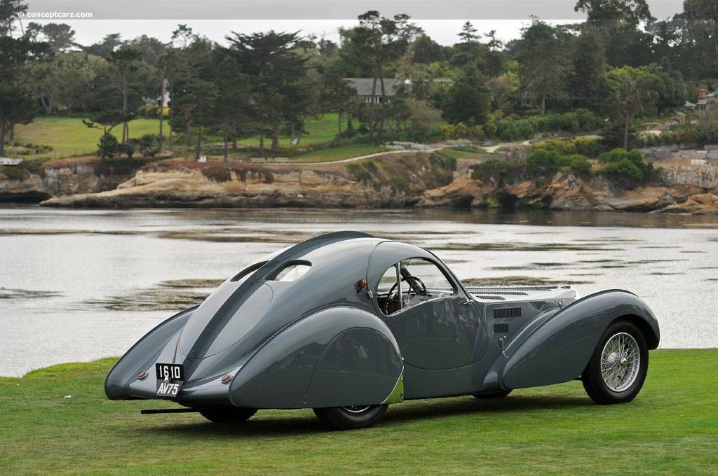 Bugatti Atlantic Price >> 1937 Bugatti Type 57S Image. Chassis number 57473. Photo 107 of 148