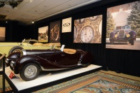 1937 Bugatti Type 57.  Chassis number 57617