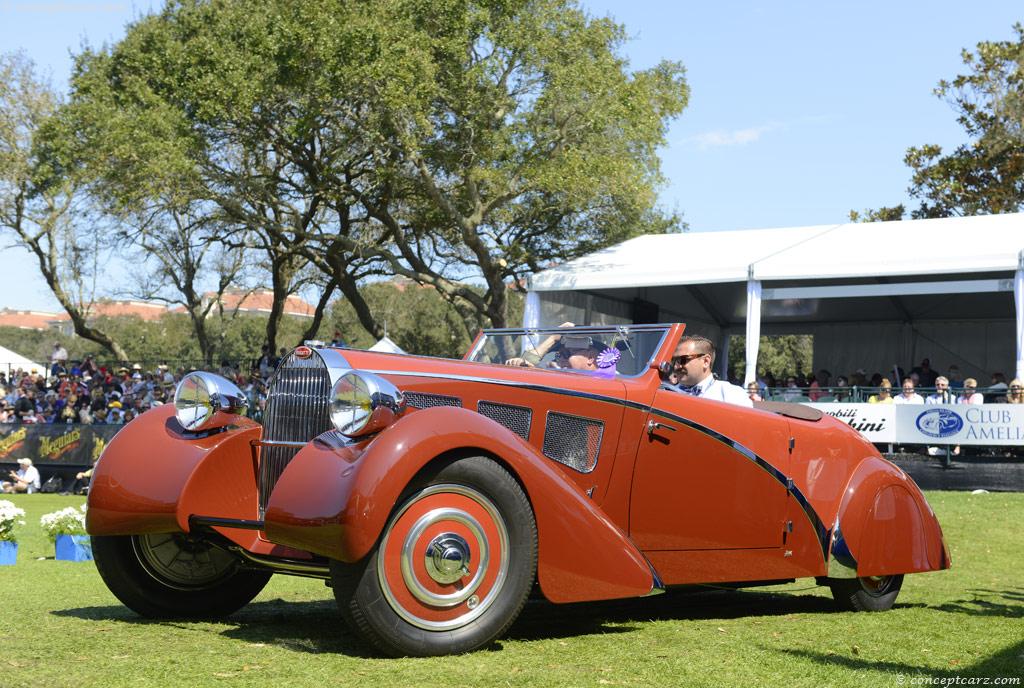1934 Bugatti Type 57 Image