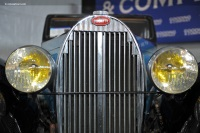 1937 Bugatti Type 57.  Chassis number 57345