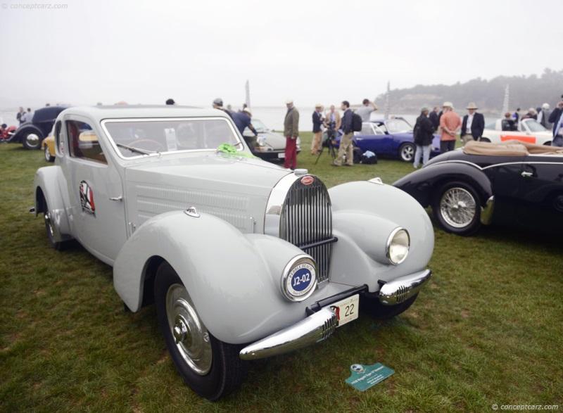 1938 Bugatti Type 57