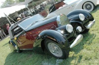 1938 Bugatti Type 57.  Chassis number 57567