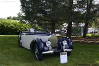 1938 Bugatti Type 57C.  Chassis number 57677