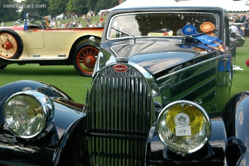 1939 Bugatti Type 57