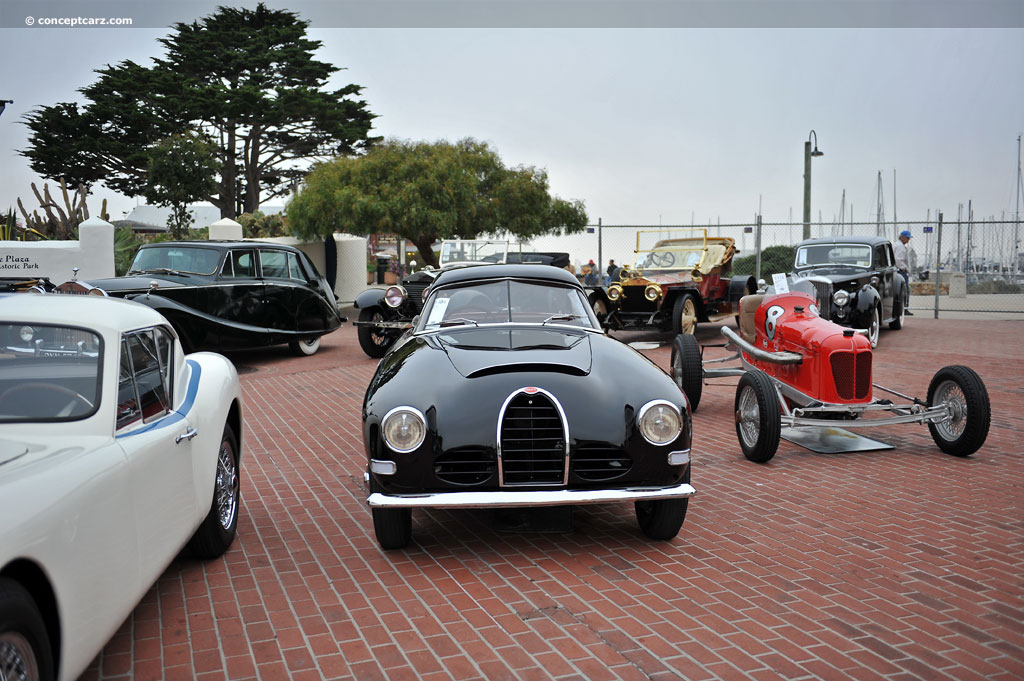 1950 Bugatti Type 101 History Pictures Value Auction