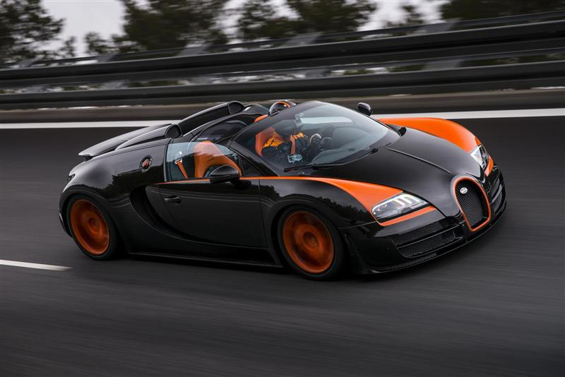 2013 Bugatti Veyron Grand Sport Vitesse Wrc News And Information