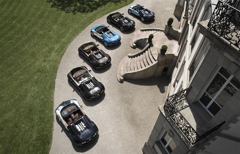 2013 Bugatti Veyron Jean Bugatti