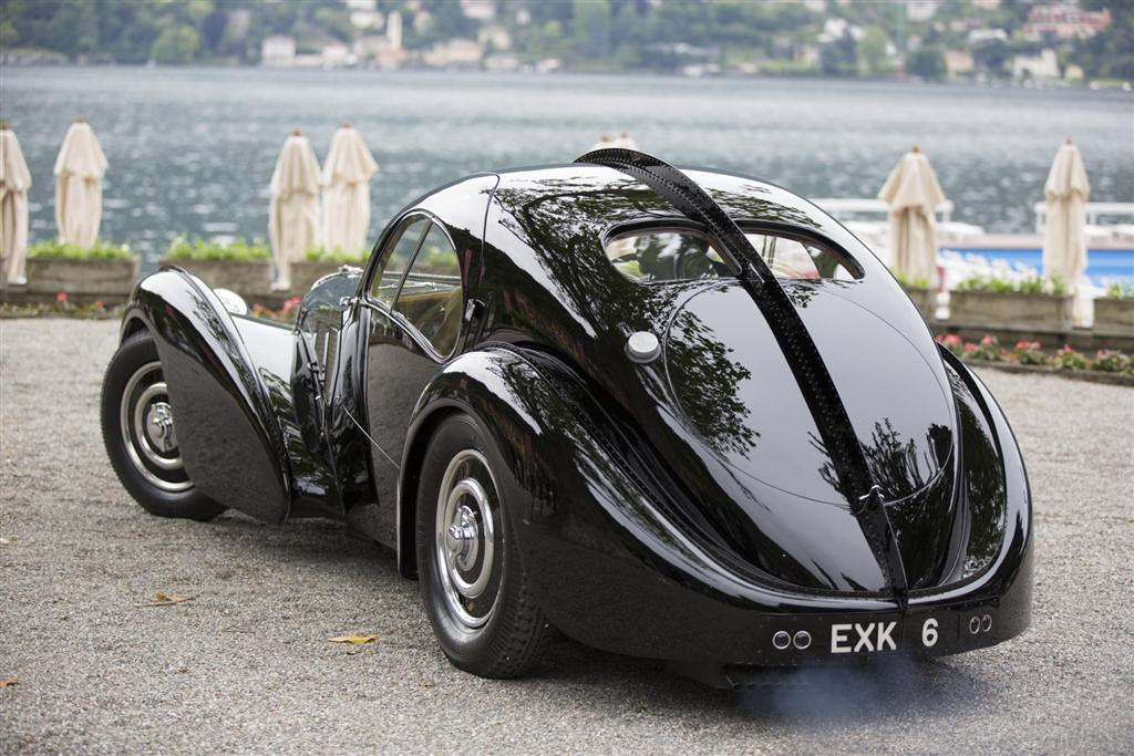 1938 Bugatti Type 57sc Atlantic History Pictures Value