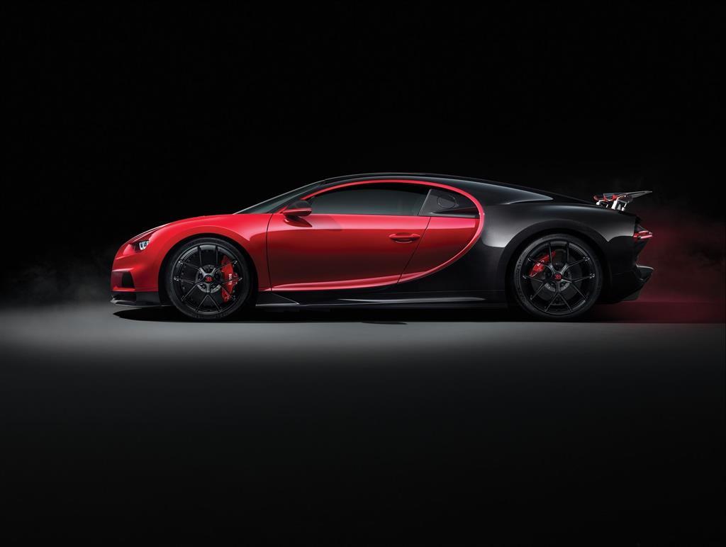 2018 Bugatti Chiron Sport News And Information Com