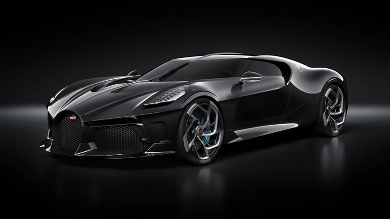 2019 Bugatti La Voiture Noire News And Information