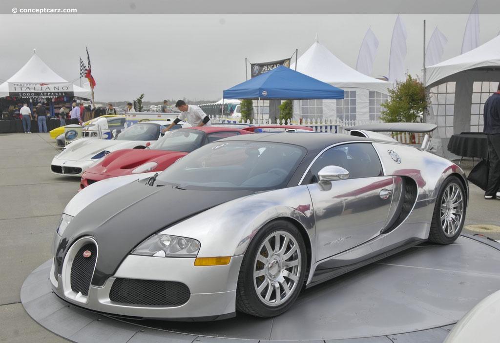 2007 Bugatti Veyron 16 4 Pur Sang Image Https Www