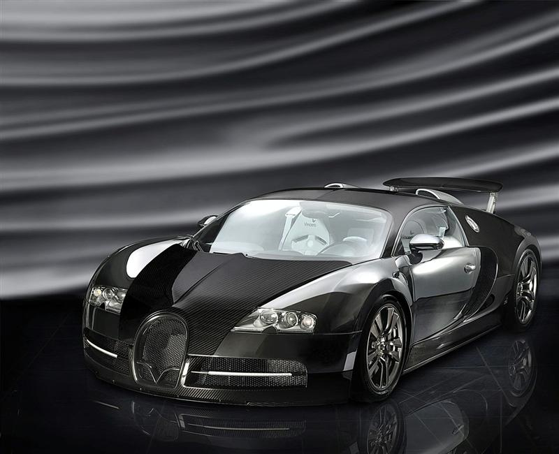 2009 Mansory Veyron Linea Vincerò