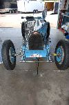 Chassis information for Bugatti Type 35B