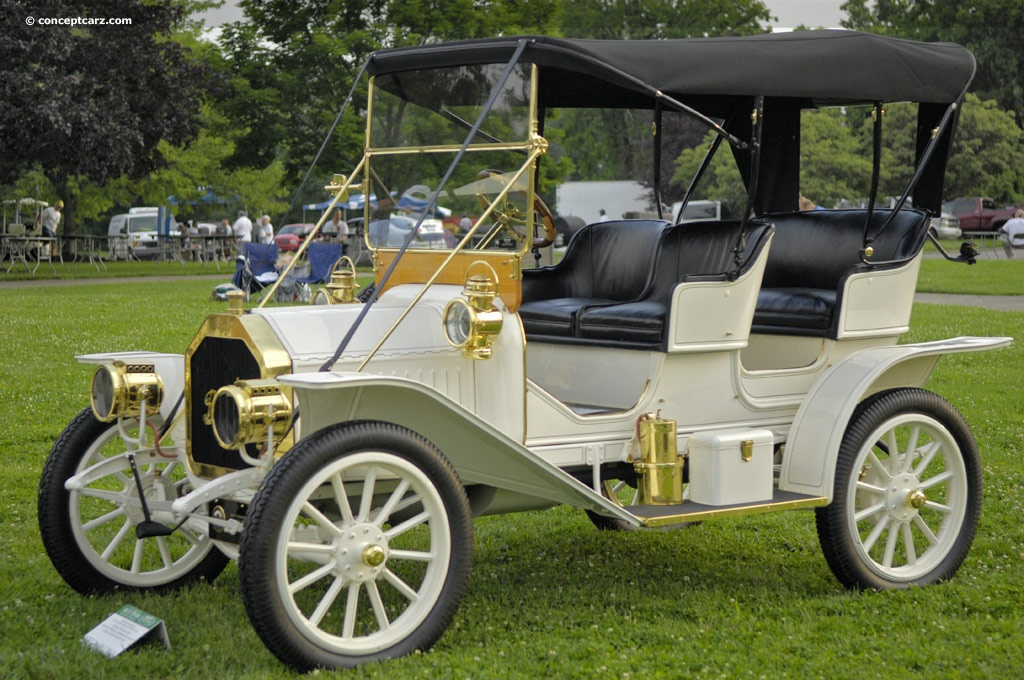 1909 Buick Model 10 History Pictures Sales Value Research And News