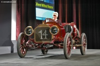 1910 Buick Model 10.  Chassis number SD872 8PA